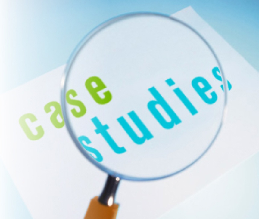 Dimensioning equipment case study