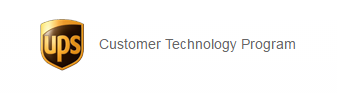 UPS Customer Technology Program, CTP, CubiScan